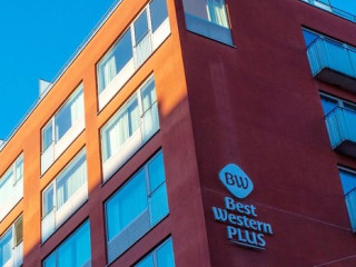 Stockholm im Best Western Plus Time Hotel
