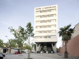 Barcelona im Hotel 4 Barcelona