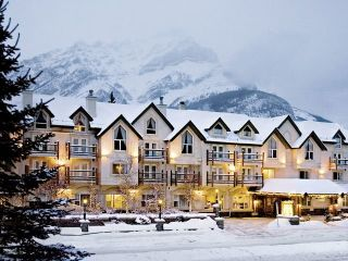 Banff im The Rundlestone Lodge
