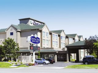 Urlaub Salt Lake City im Crystal Inn Hotel & Suites - Salt Lake City