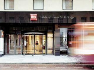 Urlaub Edinburgh im ibis Edinburgh Centre South Bridge - Royal Mile Hotel