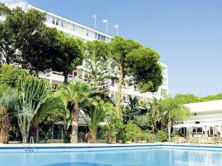 Santa Margherita di Pula im Abamar Hotel