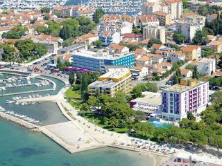 Urlaub Biograd na Moru im Hotel Kornati