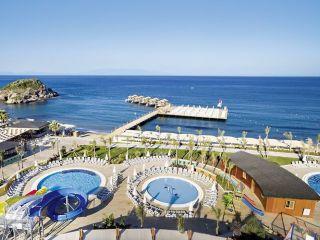 Urlaub Özdere im Sunis Efes Royal Palace Resort & Spa