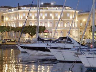 Syrakus im Grand Hotel Ortigia