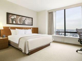 New York City im Millennium Hilton New York Downtown