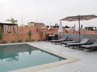 Urlaub Marrakesch im Riad les Oliviers