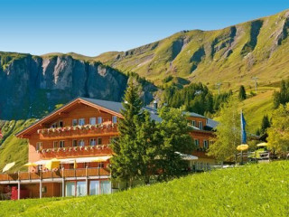 Urlaub Damüls im Walisgaden