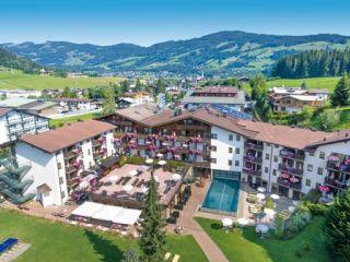 Kirchberg in Tirol im Hotel Kroneck Aschaber