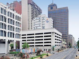 Memphis (Tennessee) im Comfort Inn Downtown