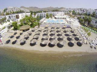 Urlaub Akyarlar im Charm Beach Hotel