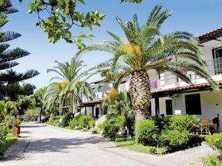 Urlaub Zambrone im Albergo Residence Sciabache