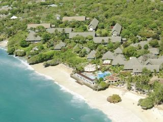 Diani Beach im Leopard Beach Resort & Spa