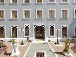 Urlaub Limenas im A for Art Design Hotel