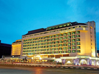 Manila im The Heritage Hotel Manila