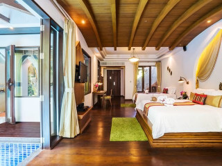Urlaub Choeng Mon Beach im Royal Muang Samui Villas