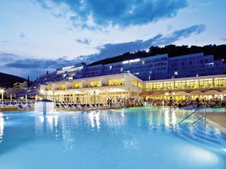 Urlaub Rabac im Hotel Mimosa - Lido Palace