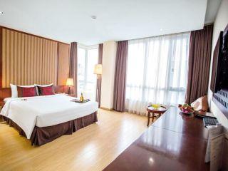 Ho-Chi-Minh-Stadt im Paragon Saigon Hotel