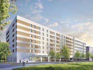 Kelsterbach im Comfort Hotel Frankfurt Airport West