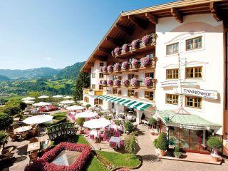 Urlaub St. Johann im Pongau im Alpines Lifestyle Hotel Tannenhof