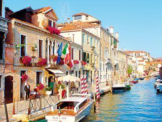 Venedig im Ai Mori d'Oriente