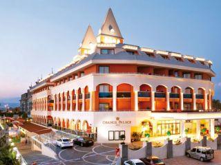 Urlaub Manavgat im Side Orange Palace