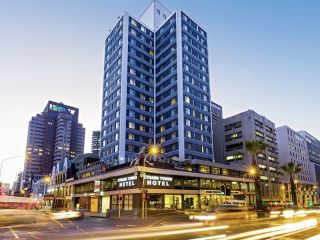 Kapstadt im Holiday Inn Cape Town