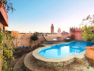 Marrakesch im Riad Catalina