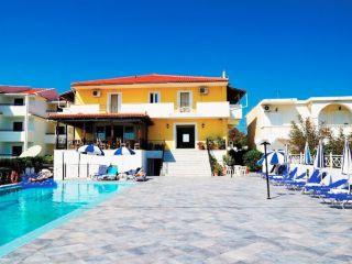Urlaub Laganas im Andreolas Beach Hotel