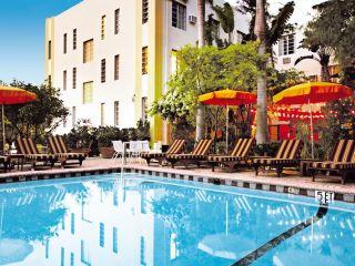 Miami Beach im Freehand Miami