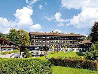 Berchtesgaden im Alpenhotel Kronprinz Berchtesgaden