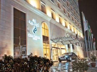 Doha im Concorde Hotel Doha