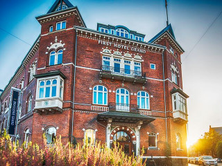 Odense im First Hotel Grand