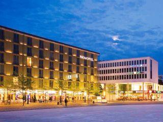 Urlaub München im Novotel Munich Messe