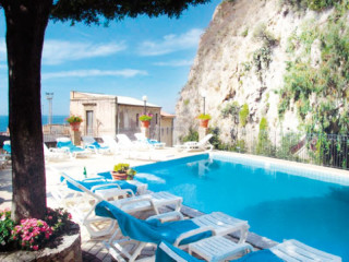 Taormina im Hotel Corallo