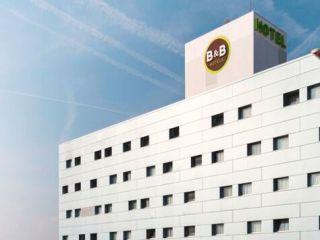 Les Franqueses del Vallès im B&B Hotel Barcelona Granollers