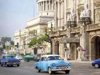 Urlaub Havanna im Hotel Sevilla
