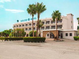 Urlaub Oroklini im Sveltos Hotel