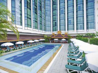 Urlaub Chiang Mai im The Empress Hotel