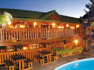 Knysna im The Graywood Hotel