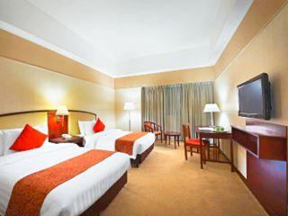 Makati im Berjaya Makati Hotel