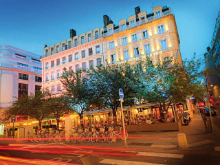 Lyon im Hôtel Silky by HappyCulture