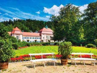 Bad Elster im Hotel Quellenpark