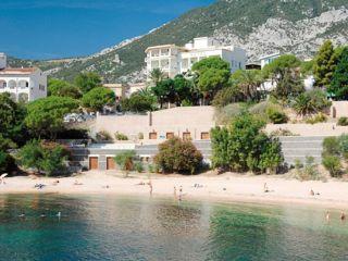 Urlaub Cala Gonone im Hotel Miramare