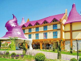 Urlaub Castelnuovo del Garda im Gardaland Magic Hotel