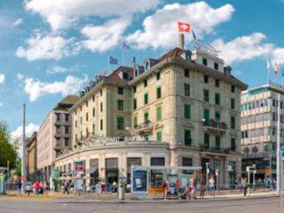 Zürich im Central Plaza