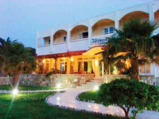 Urlaub Kefalos im Anthoula Hotel