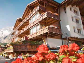 Saas-Fee im Walliserhof Grand-Hotel & Spa