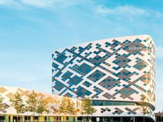 Urlaub Schiphol im Schiphol Hotel-Hilton Amsterdam Airport Schiphol