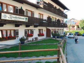Berchtesgaden im Binderhäusl